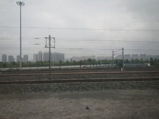 5338 - the train to Xi'an