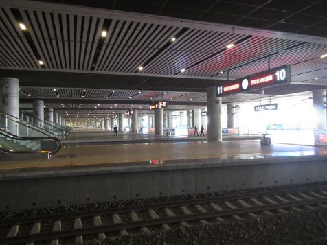 5340 - the Xi'an Train Station