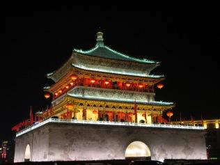5395 - walking around Xi'an