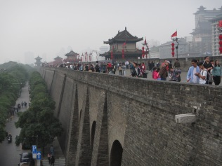 5567 - Xi'an old city wall