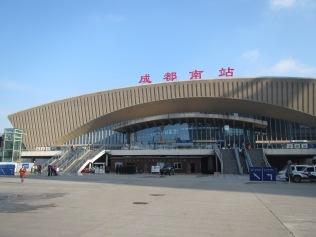 5731 - Chengdu south railway station