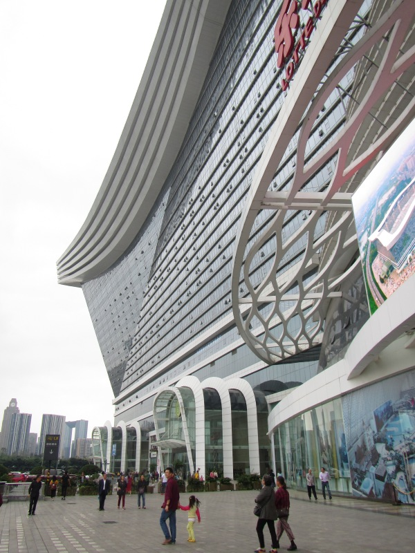 5749 - the worlds BIGGEST building in Chengdu