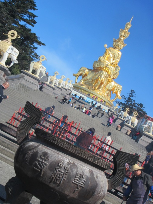 6036 - trip to Mt. emei