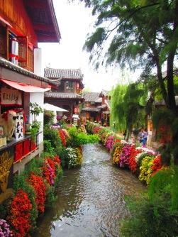 6237 - walking around lijiang downtown