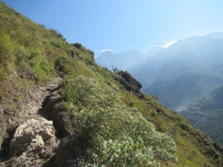 6263 - Hikeing at tiger leaping gorge - day 1