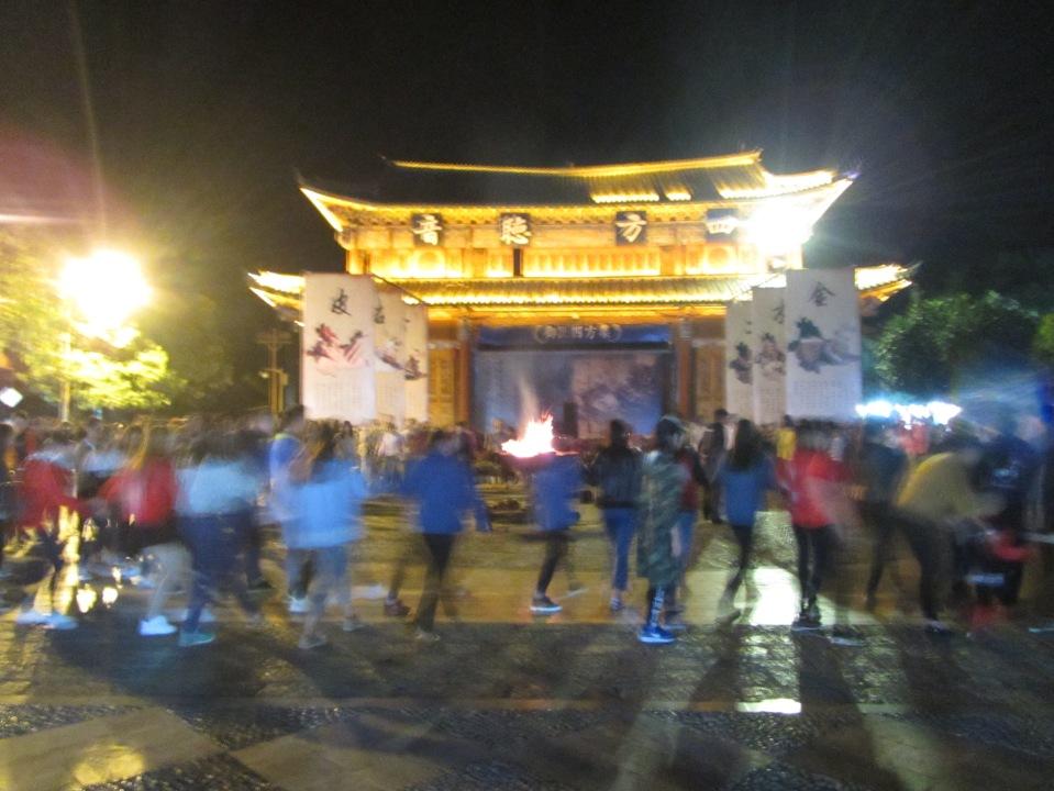 6336 - naxi dancing in lijiang