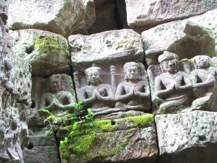 7091 - Exploring Siem Reap and Wats lots of wats day 3(Baphuon and more Wats)