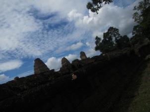 7129 - Exploring Siem Reap and Wats lots of wats day 3(Baphuon and more Wats)