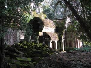 7142 - Exploring Siem Reap and Wats lots of wats day 3(Baphuon and more Wats)