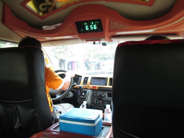 7231 - bus:tuk tuk:train ride from Siem Reap to Bangkok (what a trip)
