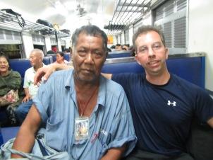 7250 - bus:tuk tuk:train ride from Siem Reap to Bangkok (what a trip)