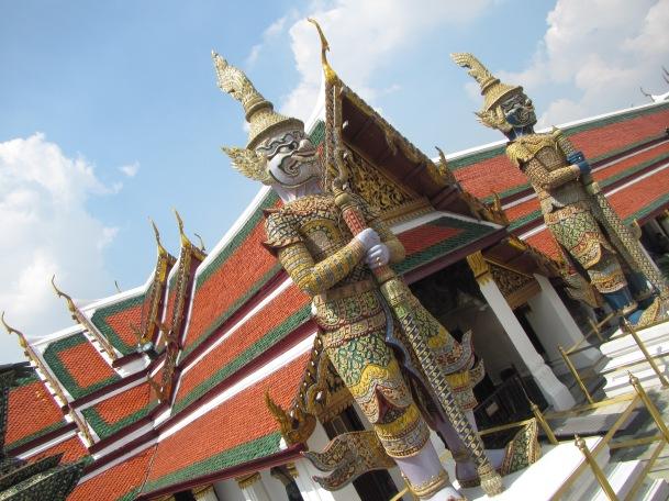 7286 - walking around Bangkok (Day 2 - the Imperial Palaces and Royal Crematorium)