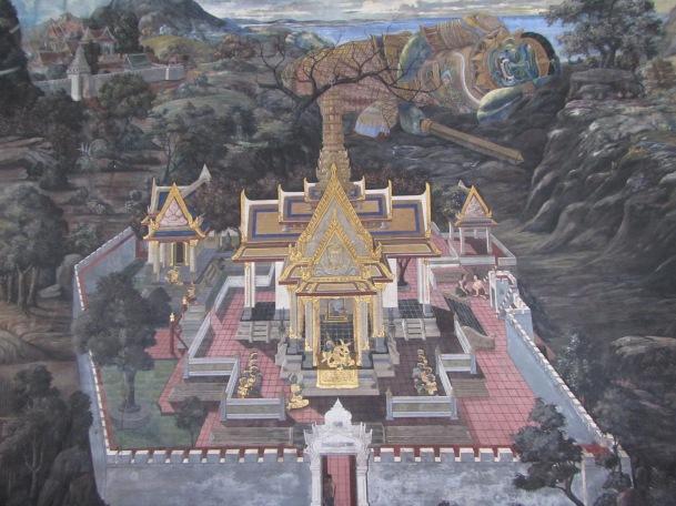 7293 - walking around Bangkok (Day 2 - the Imperial Palaces and Royal Crematorium)