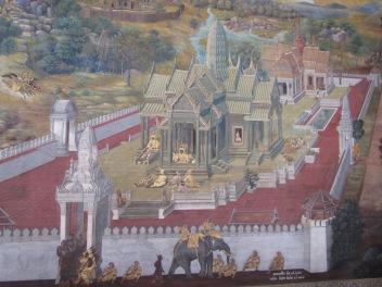 7296 - walking around Bangkok (Day 2 - the Imperial Palaces and Royal Crematorium)