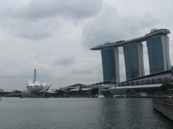 7889 - walking around Singapore