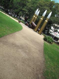 8431 - walking around Sydney