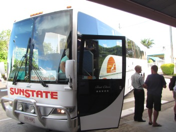 8881 - bus and train ride to Sydney from Brisbine