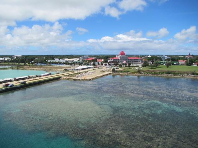 9220 - 2nd stop in Tonga in Nuku'alofa