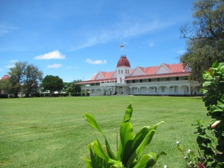 9226 - 2nd stop in Tonga in Nuku'alofa