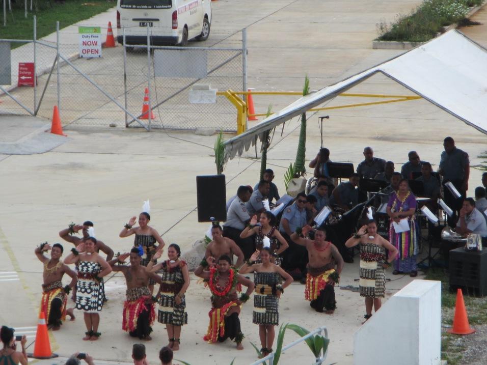 9340 - 2nd stop in Tonga in Nuku'alofa