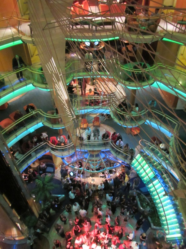 9344 - party on the Radiance of the Seas