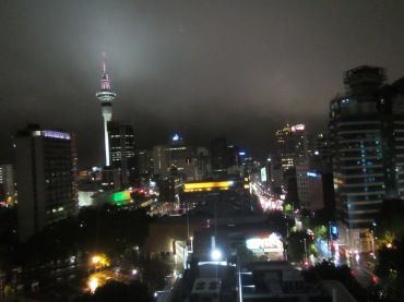 9366 - Auckland at night