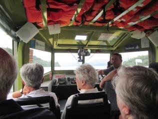 9401 - Duck tour bus and tour Rotorua