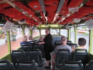 9410 - Duck tour bus and tour Rotorua