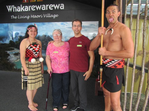 9441 - Native Village and hot spring tour in Rotorua