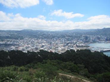 9538 - walking around Wellington