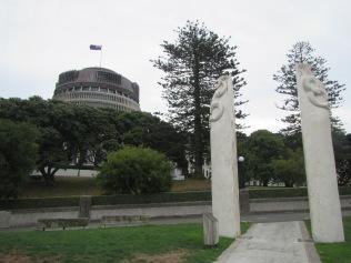 9547 - Walking around Wellington (Day 2 Botenic Gargarden)