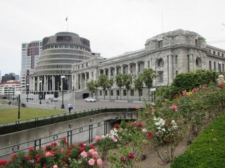 9551 - Walking around Wellington (Day 2 Botenic Gargarden)