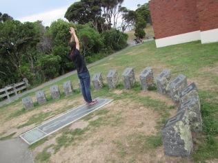 9567 - Walking around Wellington (Day 2 Botenic Gargarden)
