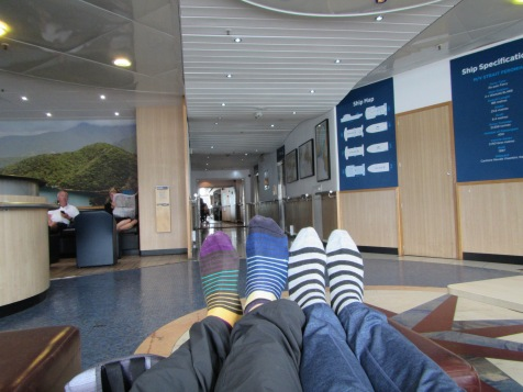 9586 - ferry ride to Picton from Wellington