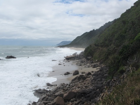 9668 - Day Hike on the Heaphy Track