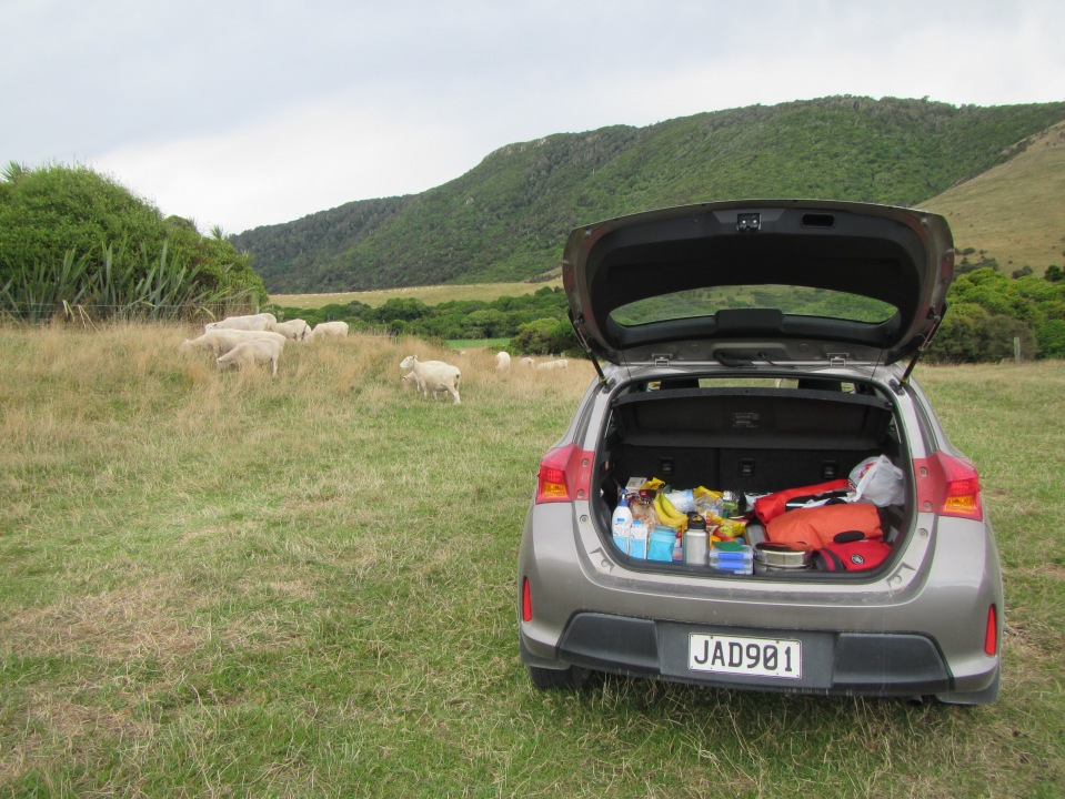9912 - living on the Lam campsite