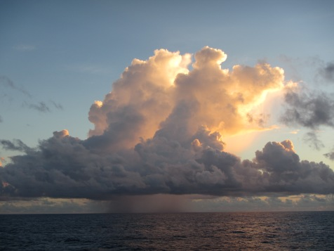 10432 - Clouds over the ocean