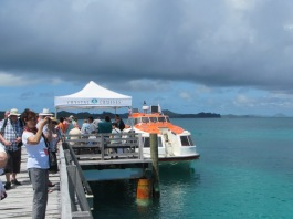 10454 - walking around and swimming at Yasawa-I-Rara Island
