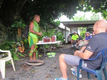 10607 - Rarotonga - Nature walk with PA