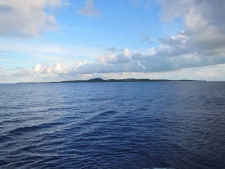 10765 - Aitutaki - Air mattress tour over the coral