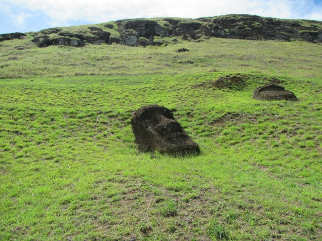 11353 - Easter Island - Day 1