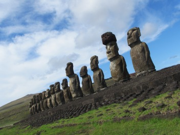 11370 - Easter Island - Day 1