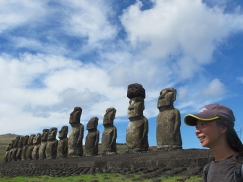 11371 - Easter Island - Day 1