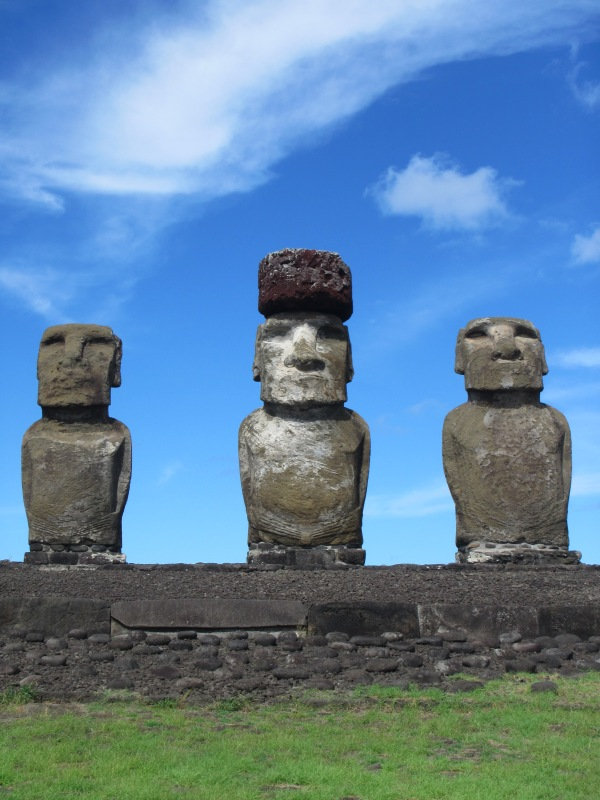 11374 - Easter Island - Day 1
