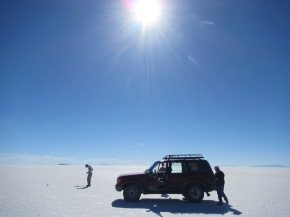 11900 - tour of the salt flats and the Island Incahuasi