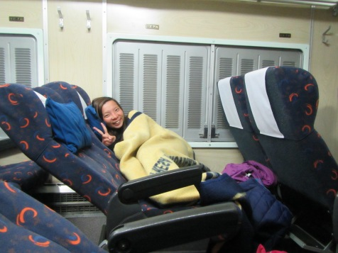 12065 - train to Oruro