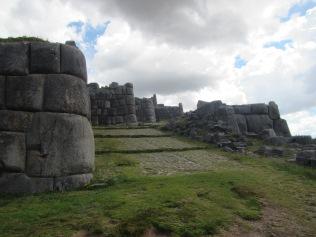 12182 - walking around four historical site near Cusco