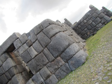 12184 - walking around four historical site near Cusco