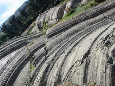 12206 - walking around four historical site near Cusco