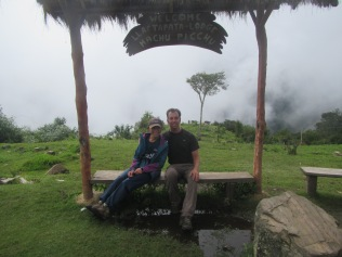 12300 - the second day of our walk from Santa Teresa to Aguas Calientes